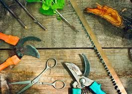 MARCH 22, 2020: Garden Tool Cleaning and Sharpening Workshop with Grant Cummins