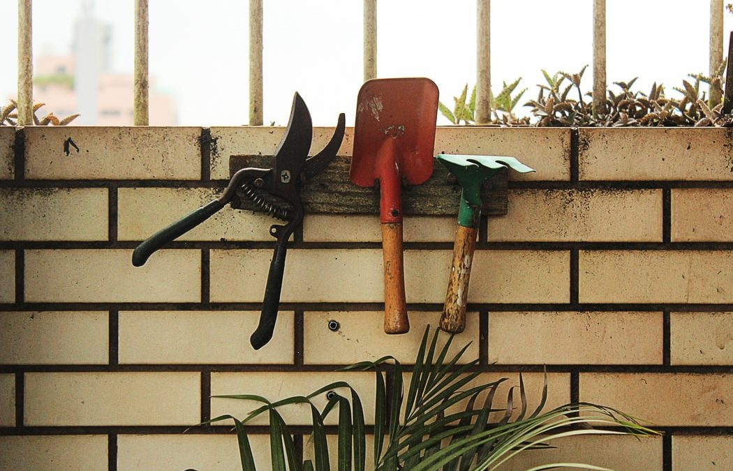 Garden Tool Prep—It's Time!
